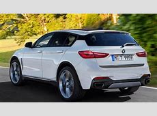 BMW 'Urban Cross' To Rival Audi Q1 Drive Safe and Fast
