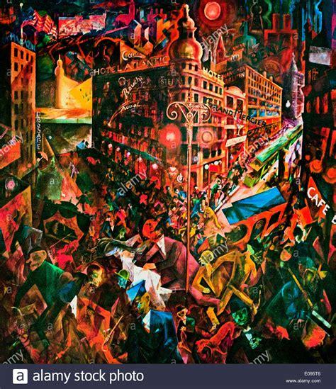 Metropolis 1916-17 George Grosz 1893-1959 German Germany ...