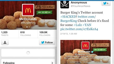 burger king siege social social media wrap hamburglar moodmeter and more