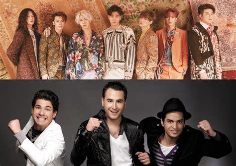 Reik Y Super Junior Preparan Una Colaboración Musical