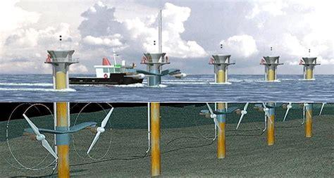Приливные электростанции в других странах мира