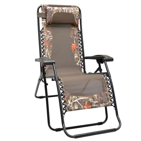Recline your way into relaxation with a variety of outdoor recliners & zero gravity recliners from camping world. Zero Gravity Recliner, Camouflage - Caravan Canopy ...