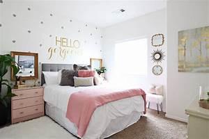 Surprise, Tween, Teenage, Girl, Bedroom, Ideas, Makeover