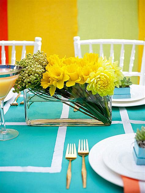 dining table arrangement tips interior decorating las