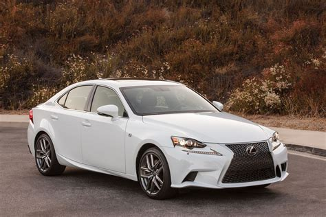 2016 Lexus Is300 Reviews And Rating  Motor Trend