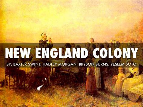 england colonies  baxterswint