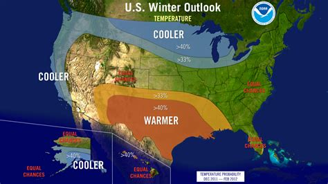 weather bureau national weather service winter forecast 2011 2012