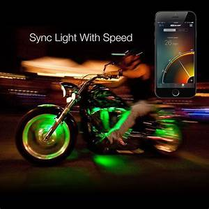 Xkglow Xkchrome App Control Motorcycle Led Accent Light