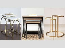 10 Best Nesting Tables in 2018 Reviews of Chic Nesting