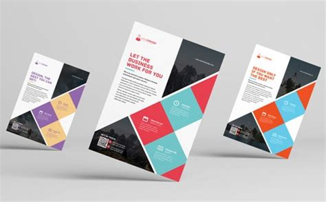 template plaquette indesign indesign flyer templates free invitation template