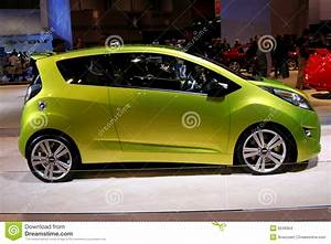 The 2011 Chevrolet Spark Editorial Stock Image  Image Of