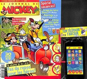 Le Journal De Mickey Abonnement : le journal de mickey n 3395 abonnement le journal de mickey abonnement magazine par ~ Maxctalentgroup.com Avis de Voitures