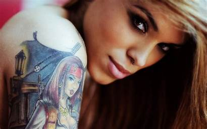 Tattoo Background Wallpapers Wall