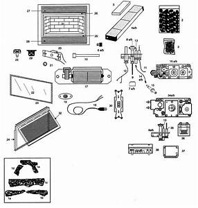Gas Fireplace Diagram : gas fireplace 36bdvr rearonly the cozy cabin stove ~ A.2002-acura-tl-radio.info Haus und Dekorationen