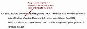 gov docs mla 8th ed style guide research guides at With government documents website