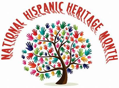Hispanic Heritage Month Clipart National Celebrate Clipground