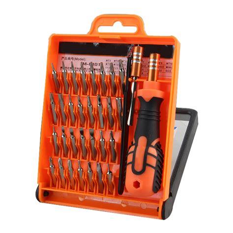 mini electronic screwdriver bits repair tools kit set 33 in 1 multifunctional precision