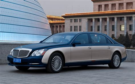 Maybach Car : Maybach Lost Some 0,000 On Each Car It Sold, Report