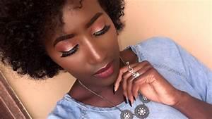 Rose Gold Sprühlack : rose gold make up for dark skin beautybycoumba youtube ~ A.2002-acura-tl-radio.info Haus und Dekorationen