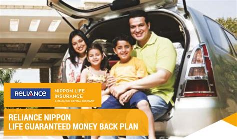 But, it's important to know the ratio maintained by the noted insurer over the years. Reliance Nippon Life Guaranteed Money Back Plan - Benefits & Exclusions
