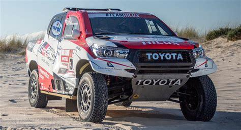 2019 Toyota Dakar by Toyota Enters 2019 Dakar With Three Bespoke Hilux