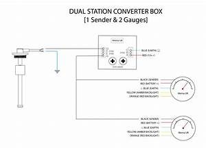 Dual Station Converter