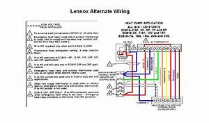 I Need Help Wiring A Lennox 65f9801 To A Honeywell