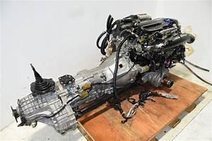 Used Jdm Nissan Skyline Gtr R33 Rb26det Engine Awd