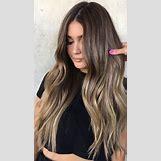 Dark Brown Hair With Caramel Highlights   564 x 983 jpeg 84kB
