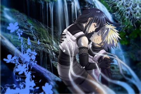 Naruto And Hinata Background Wallpaper 24564