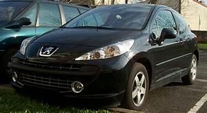 Peugeot 207 Noir : nouvelles photos peugeot 207 sport pack noir obsidien news f line 207 ~ Gottalentnigeria.com Avis de Voitures