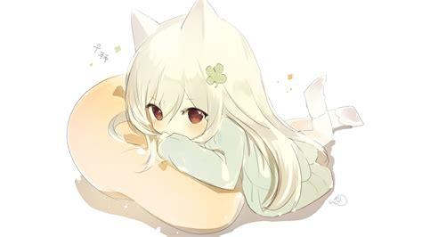 Chibi Animals Wallpaper - 3840x2160 anime chibi animal ears