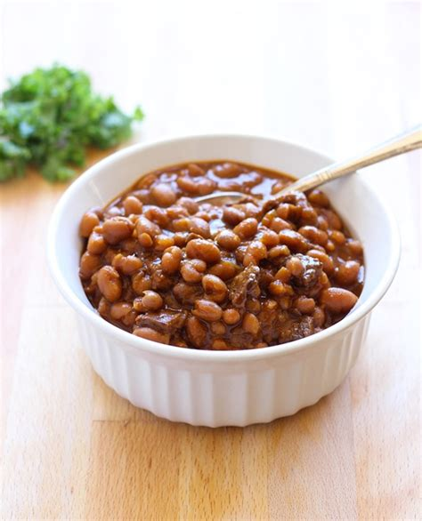 cooker baked beans best ever slow cooker baked beans making thyme for health