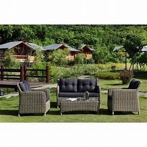 Salon De Jardin Osier : catgorie salon de jardin page 3 du guide et comparateur d ~ Dallasstarsshop.com Idées de Décoration