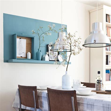 idee deco peinture peindre un aplat sur le mur joli place