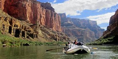 Canyon Grand Colorado Rafting River Trips National