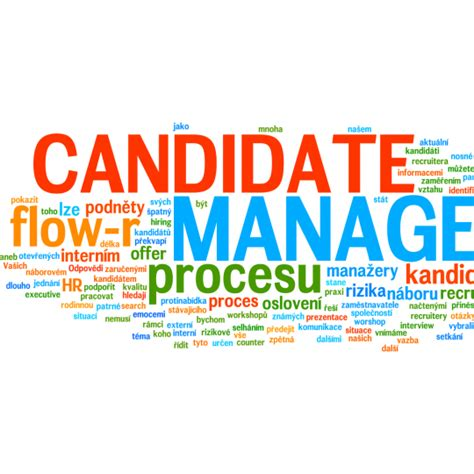 candidate management  executive search flow
