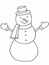 Snowman Coloring Abominable Pages Printable Print Getcolorings Crafts sketch template