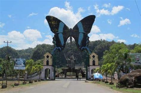 taman nasional bantimurung surganya kupu kupu