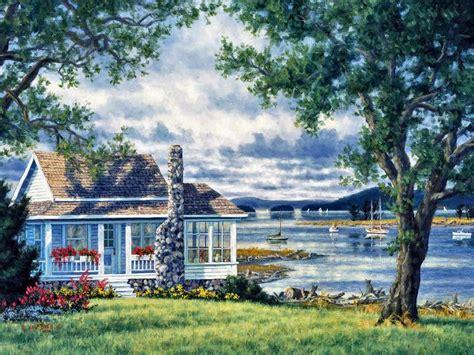 images  randy van beek art  pinterest house