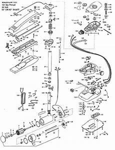 Electric Trolling Motor Parts Minn Kota