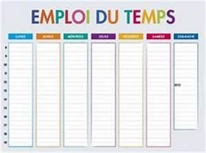 Les Quatre Temps Horaires : 1000 id es sur le th me calendrier hebdomadaire sur ~ Dailycaller-alerts.com Idées de Décoration