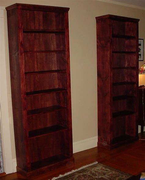 7 Foot Bookshelves by 15 Inspirations Of Bookcases