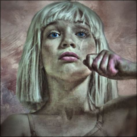 maddie ziegler from sia s chandelier by suziekatz on