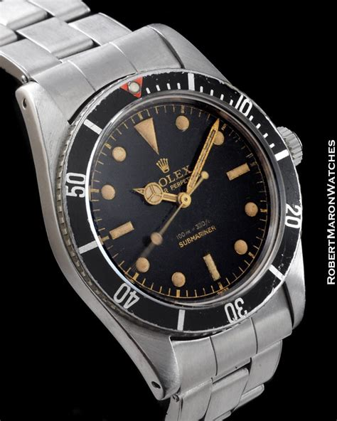 rolex  submariner steel  watches robert maron