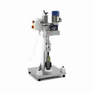 Capping Machines for placing Press, Screw or ROPP Caps on ...