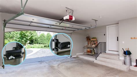 garage door goes up and garage door will not shut and goes back up berry garage