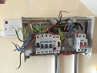 consumer unit upgrades