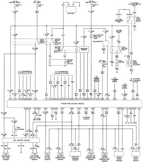 1993 Dodge Truck Dash Wiring Diagram by Grid Heater Diagram Dodge Diesel Diesel Truck Resource