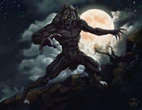 Werewolf Art deviantART